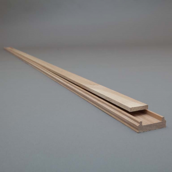 41mm Oak Baserail Web