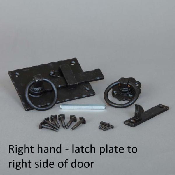 Door Latch Set Right Hand Web inc Desc