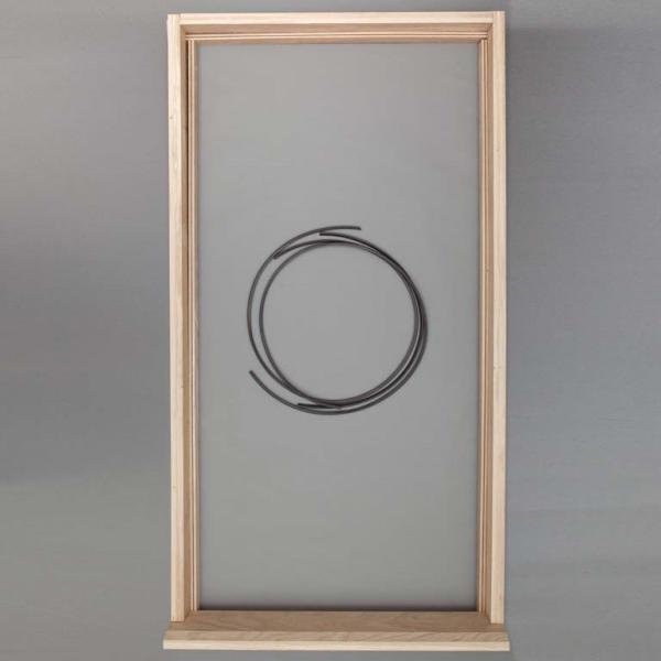 External Door Frame Assembled Web