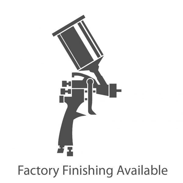 Factory Finishing