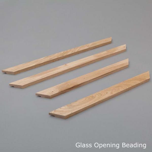 Glass Opening Beading Web