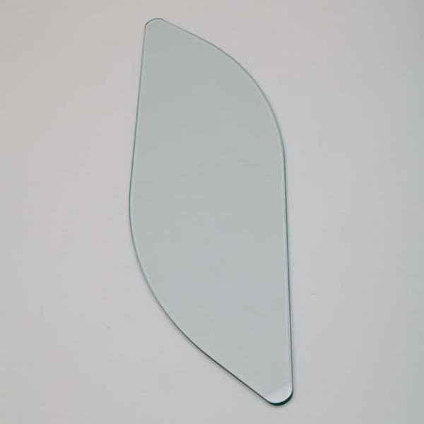 Glass Rake Panel Web