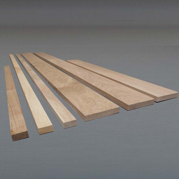 Oak Door Lining Set Layed Out Web