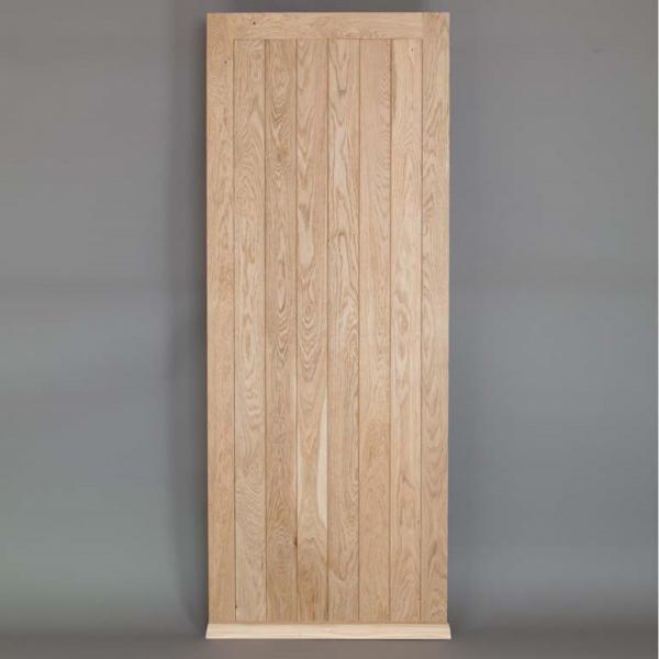 Oak Framed Ledged External Front Web