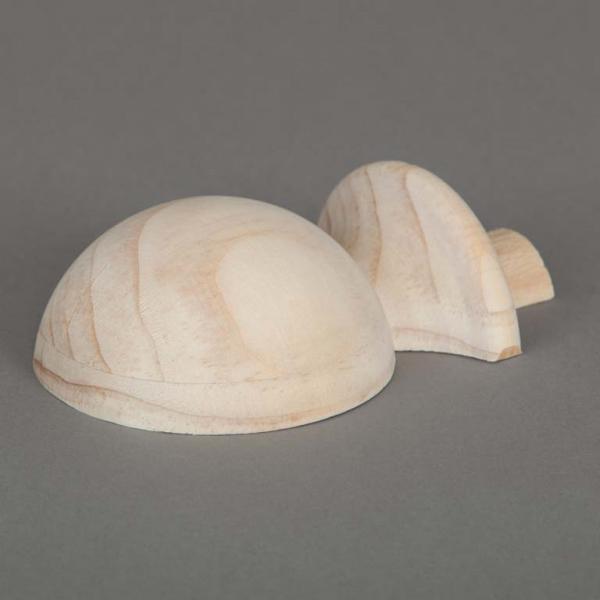Pine Half Ball Cap Topside Web