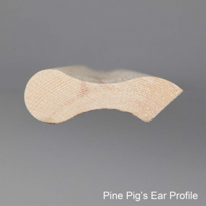 Pine Pigs Ear Profile Web