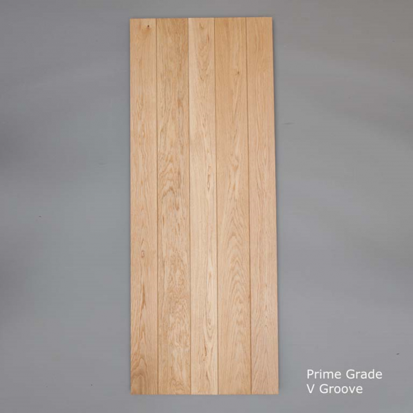 Prime V Grooved Ledged Door Web