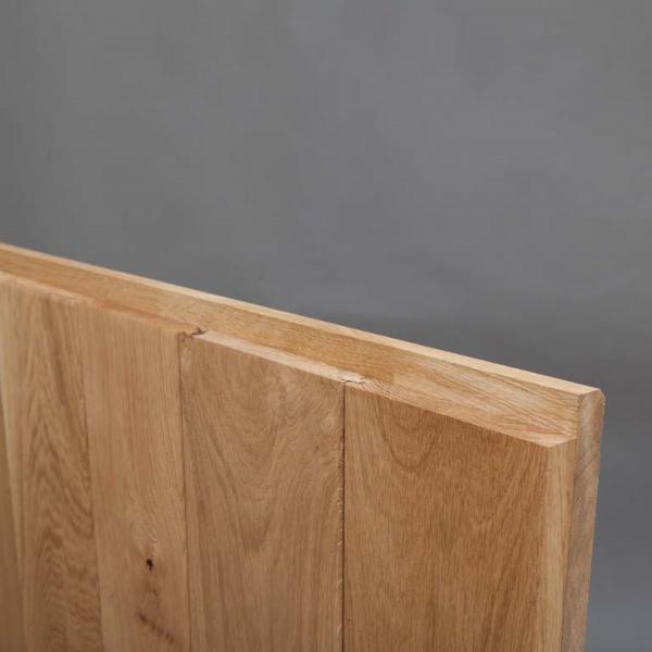 Rustic V Groove Stable Door Detail Web