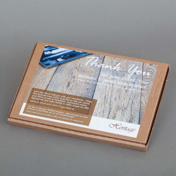 Sample Pack Box Web
