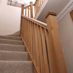 Stairs and Stairparts