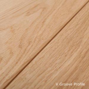 V Groove Profile Closeup Web
