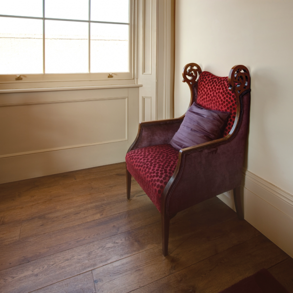 English Brown Oak Flooring