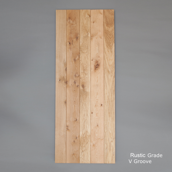 Retail Rustic V Grooved Ledged Door Web