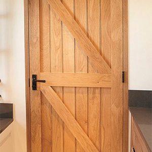 Solid Oak and Pine Interior Doors