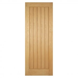 Oak Engineered Mexicano Internal Door
