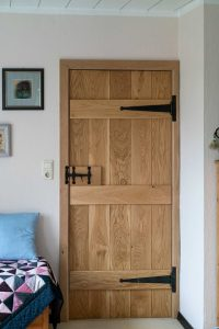 Solid Oak Doors