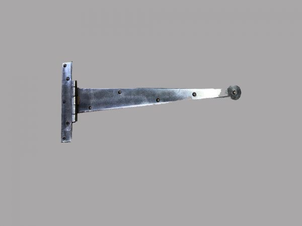 Pewter T Hinges