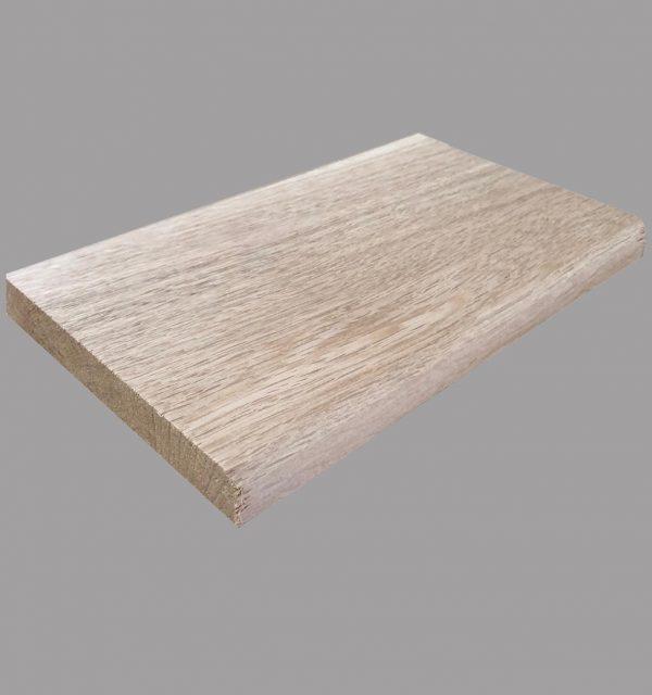 Solid Oak Lock Block