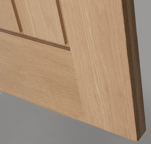 Custom Mexicano Oak Engineered Doors