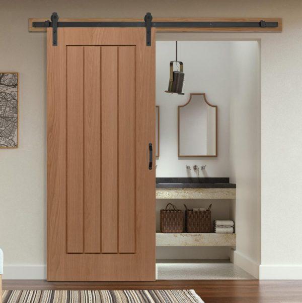 Mexicano Oak Engineered Door - base Version