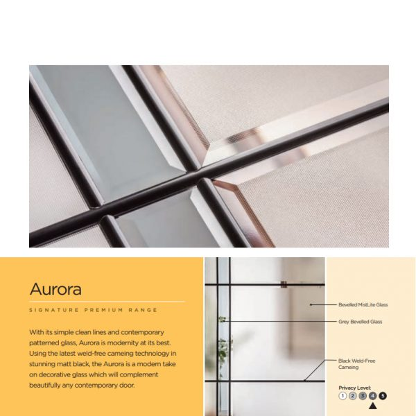 Aurora Glass Description