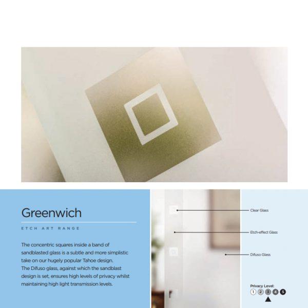 Greenwich Glass Description