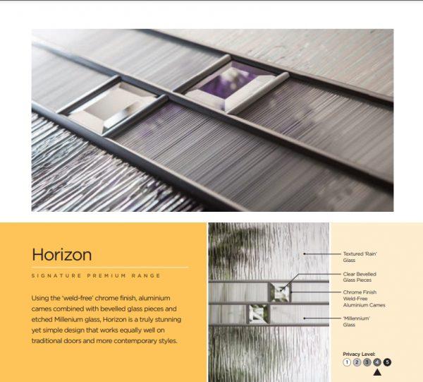 Horizon Glass Description