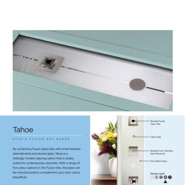 Tahoe Glass Description