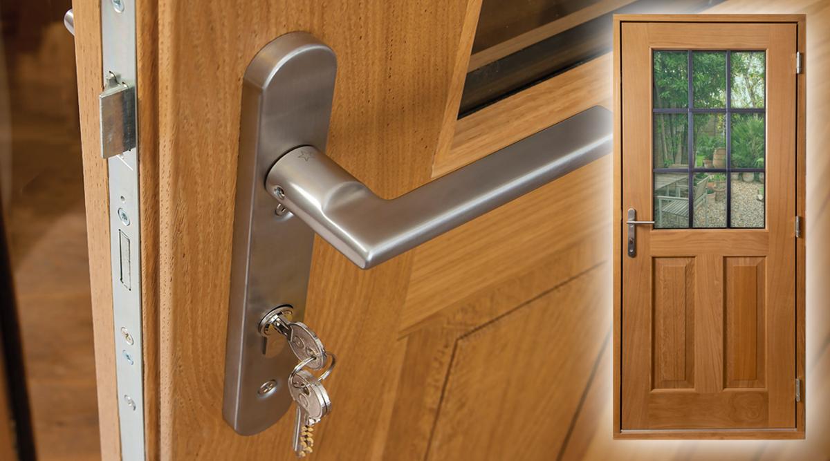 Superb 56mm Solid Oak Doorsets Banner image