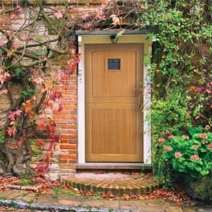 Solid Timber Exterior Doorsets