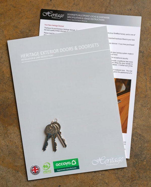 Doorset Brochures
